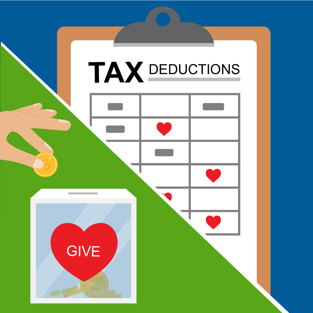 Charitable Tax Deductions - 6 Things to Look For