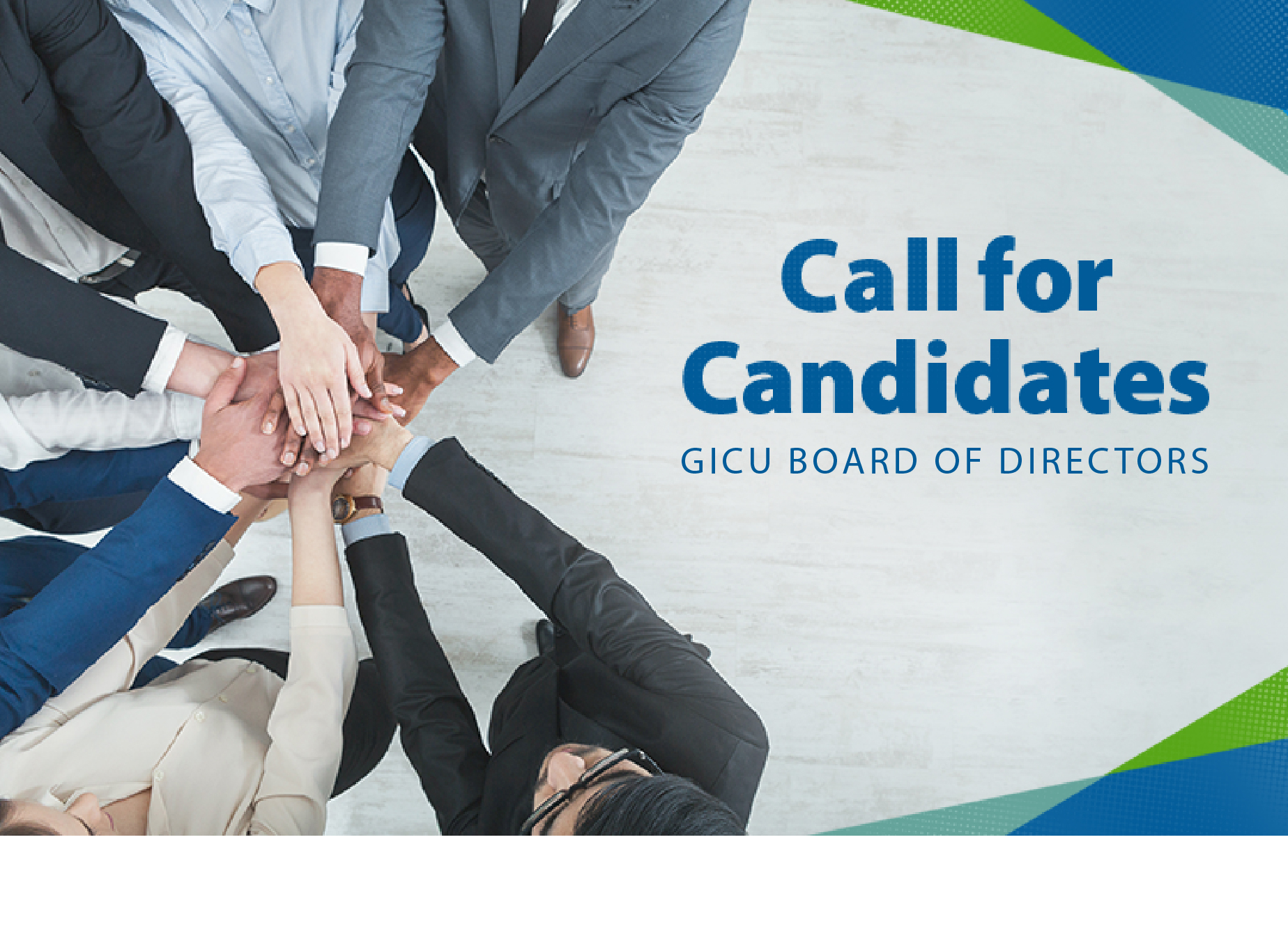 Board of Director - Call for Candidates