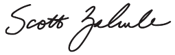 Scott Zahnle Signature