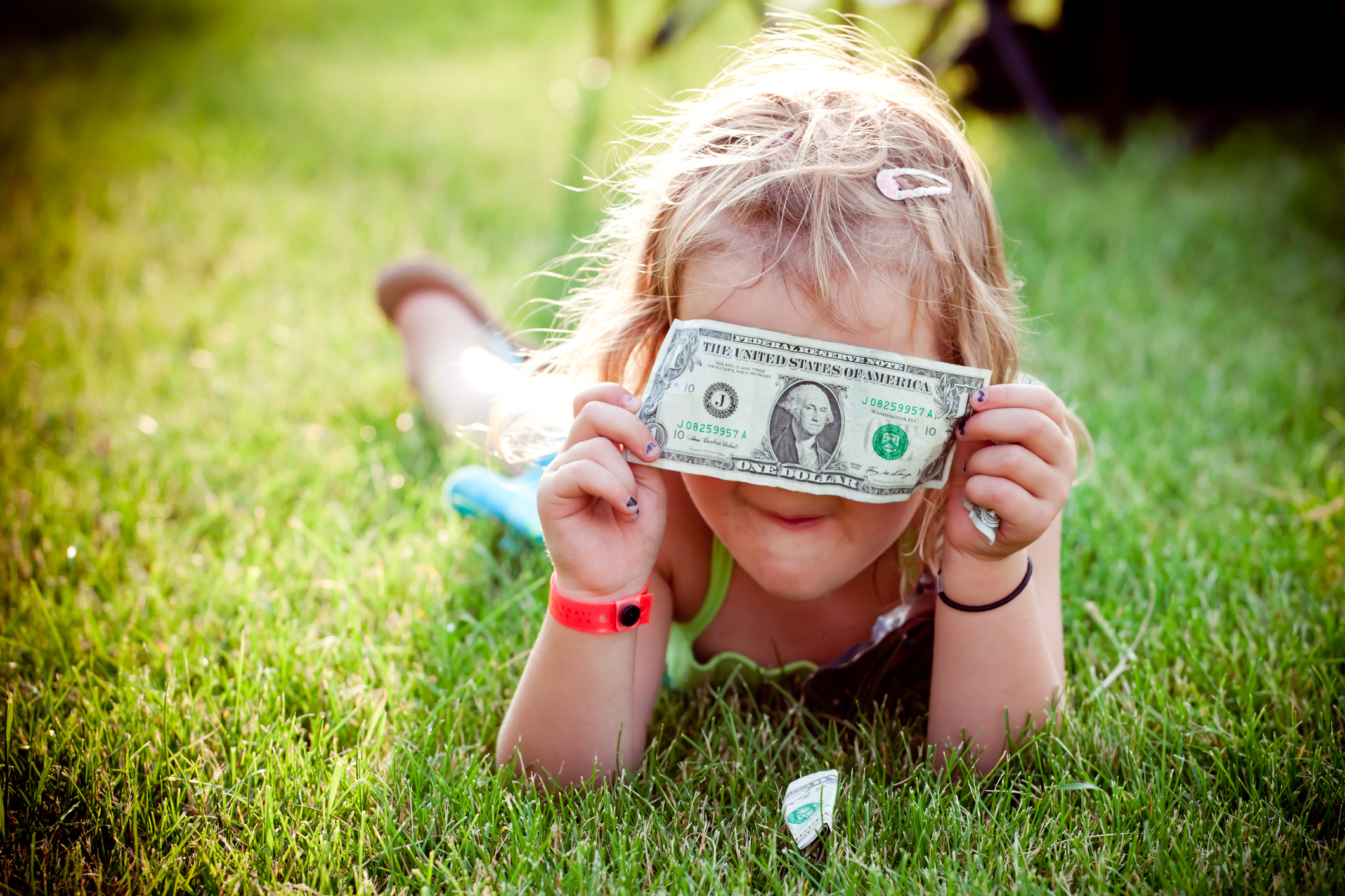 It's never too early to teach kids about finances!