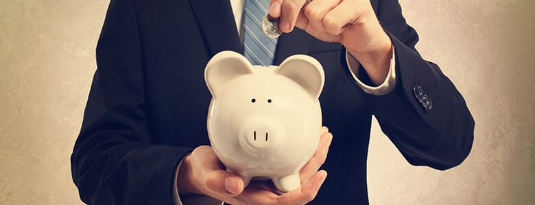 open a business savings account
