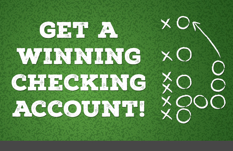 Get winning with GreaterChecking!