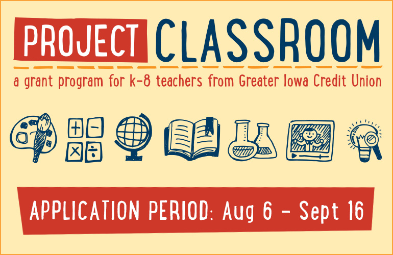 Project Classroom Grant Program