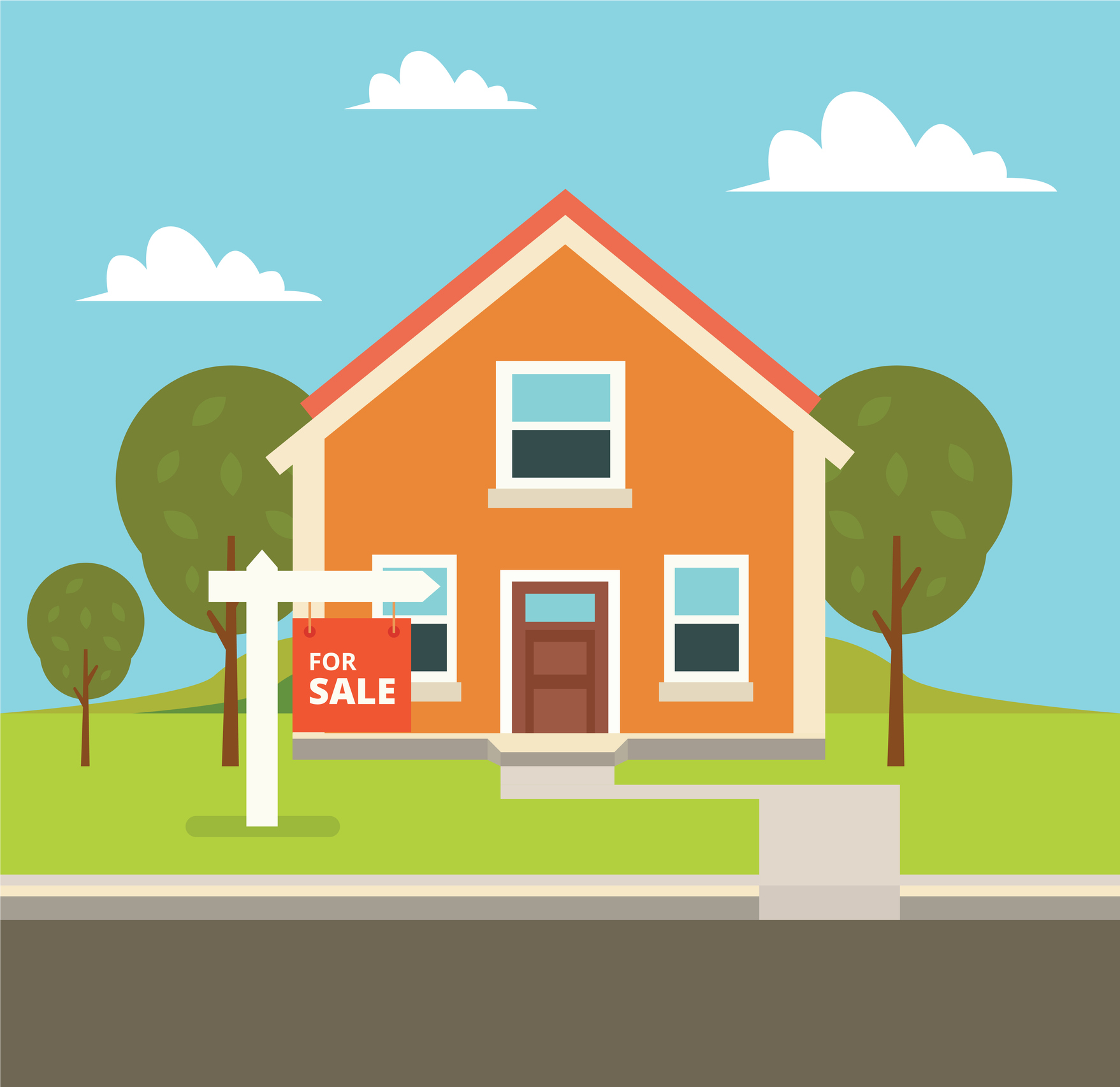 4 Steps to Becoming a Homeowner