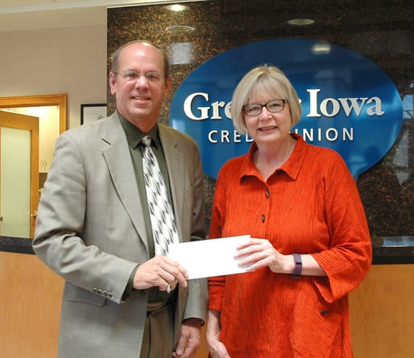 CUPAC donates to local legislators who support credit union