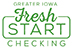 Fresh Start Checking logo